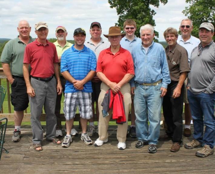 Annual Cbna Paul Guptill 52 Alumni Amp Friends Golf