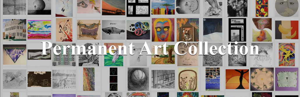 Permanent Art Collection Banner