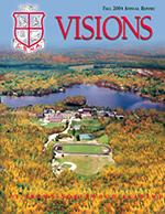 Visions - Fall 2004