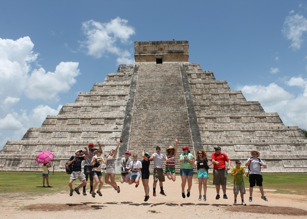 CBNA Students Visit Mexico – Coe-Brown Northwood Academy