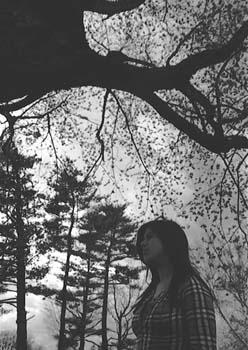 Summer Desires by Jenna Nelson - Black & White Photograph