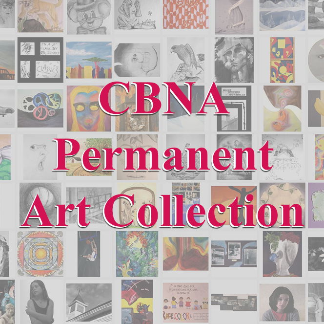 CBNA Permanent Art Collection Banner
