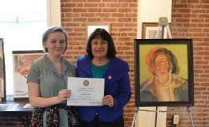 Kuster Announces Winner of 2018 Congressional Art Competition