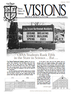 Visions - Spring 2003