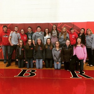 FCCLA Members 2015 assembly