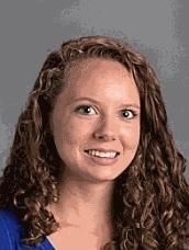 Katheryn Huckins, Salutatorian