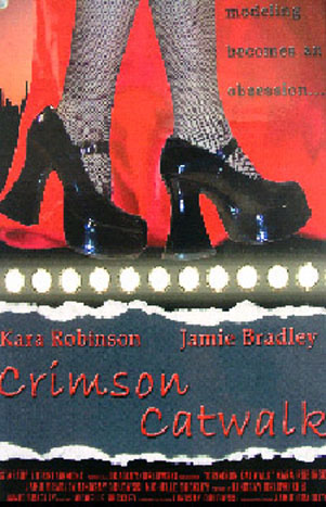 Crimson Catwalk by Lindsay Orlowski - Adobe Photoshop