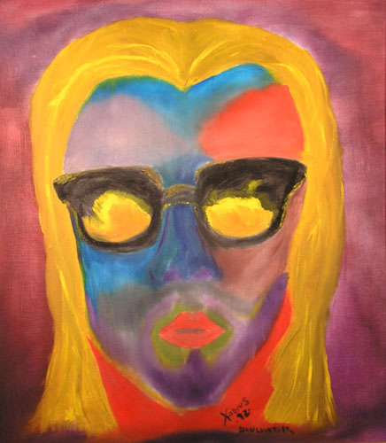 The Real Me by Sean Lowther - Oil on Canvas