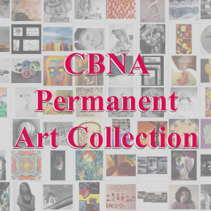 Permanent Art Collection Square Banner