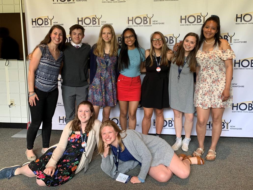 HOBY Participants 2019